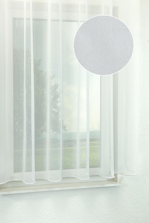 gardinenstore von lysel transparente bx h 200cm. Black Bedroom Furniture Sets. Home Design Ideas