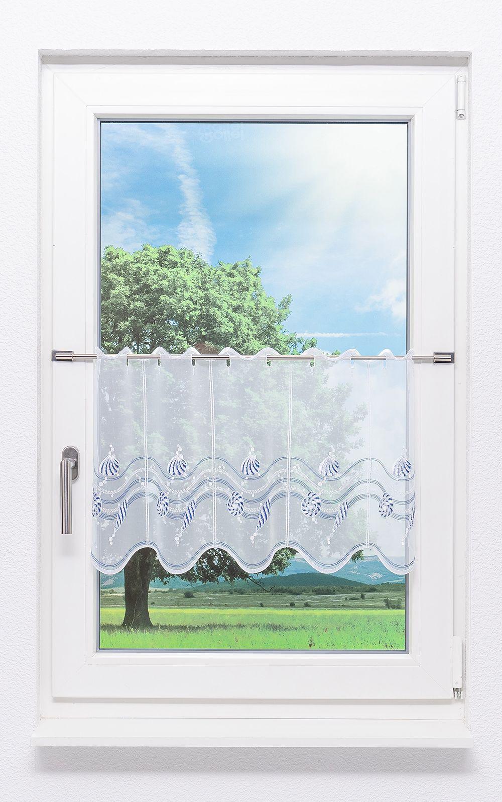 scheibengardinen klassisch modern bistrogardinen im raumtextilienshop. Black Bedroom Furniture Sets. Home Design Ideas