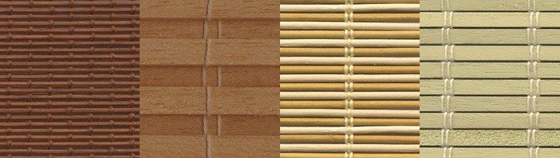 Hervorragend Bambusrollo - Rollos aus Holz nach Maß und in Fertiggrößen im  NQ69