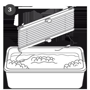 Sehr Plissee Waschanleitung / Hinweise zur Pflege LL04