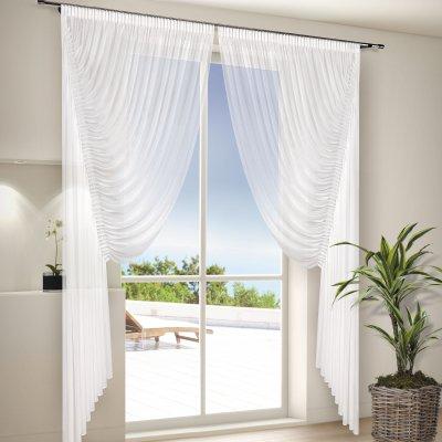 raffgardine seitenschal 21101 raumtextilienshop. Black Bedroom Furniture Sets. Home Design Ideas