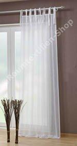 schlaufenschal crash mit bindeb ndern 20576 gardinen schals gardinen. Black Bedroom Furniture Sets. Home Design Ideas