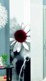 schiebepaneel toulon raumtextilienshop. Black Bedroom Furniture Sets. Home Design Ideas
