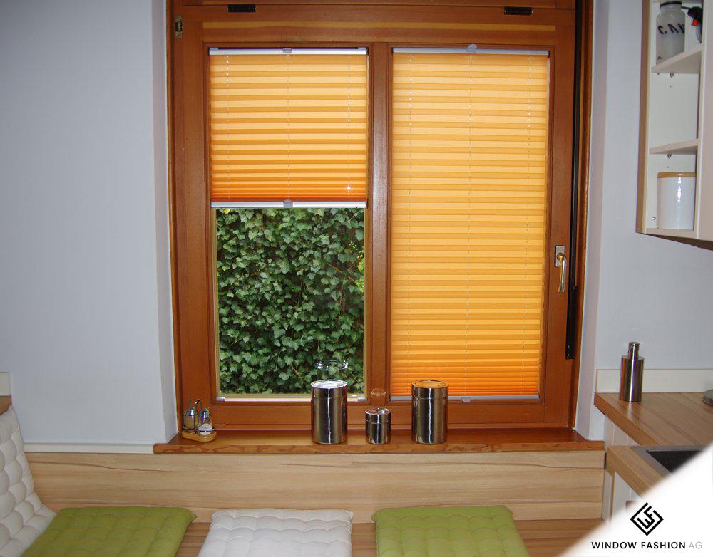 sensuna plissee basic. Black Bedroom Furniture Sets. Home Design Ideas