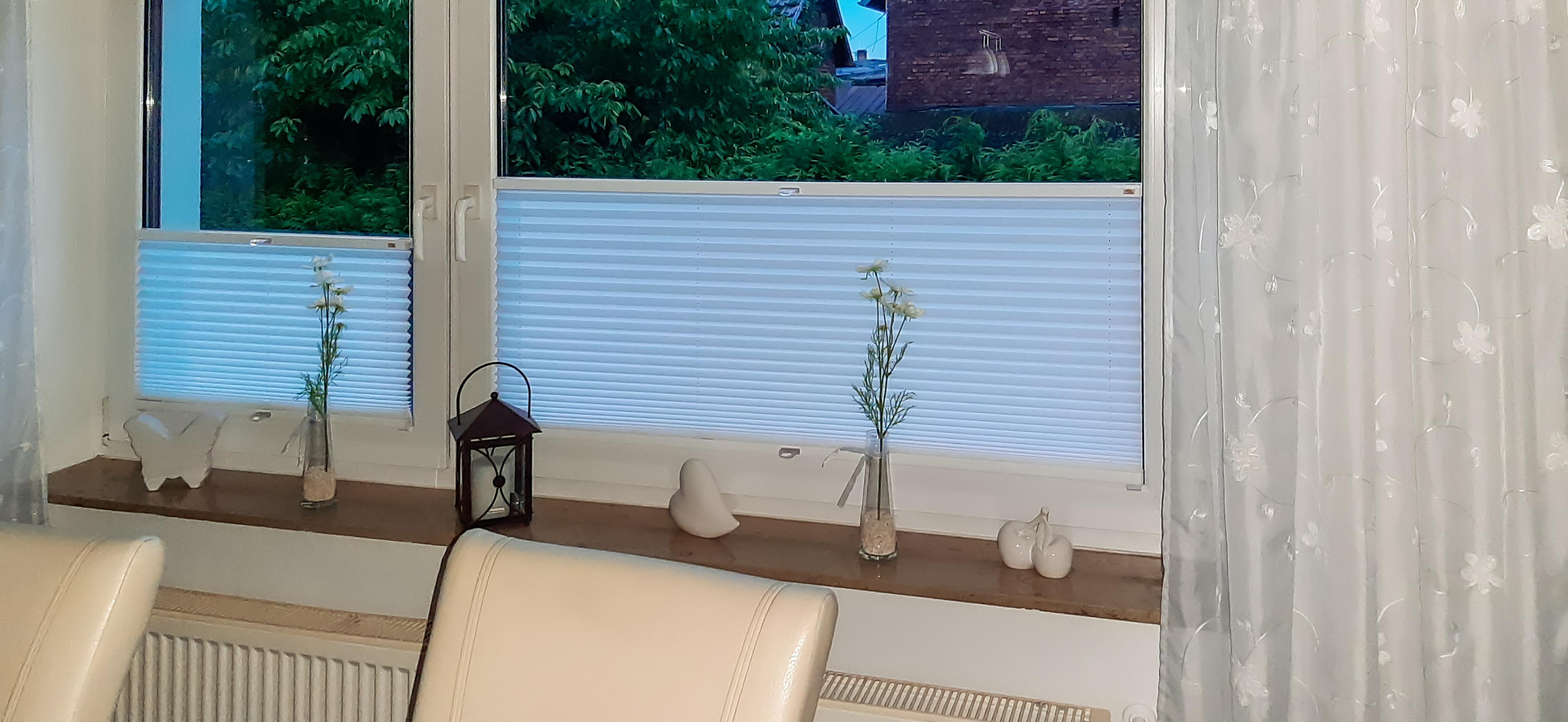 sensuna plissee basic soft. Black Bedroom Furniture Sets. Home Design Ideas