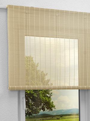 bambusrollo wei buche look b61. Black Bedroom Furniture Sets. Home Design Ideas