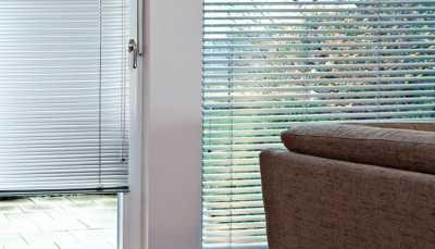 Plissees Rollos Co Fensterdeko Sonnenschutz Und