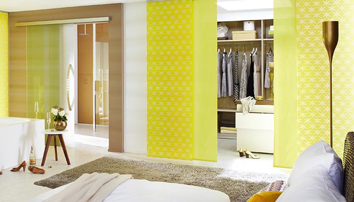 fl chenvorhang moderner sonnenschutz mit stil und nach ma. Black Bedroom Furniture Sets. Home Design Ideas