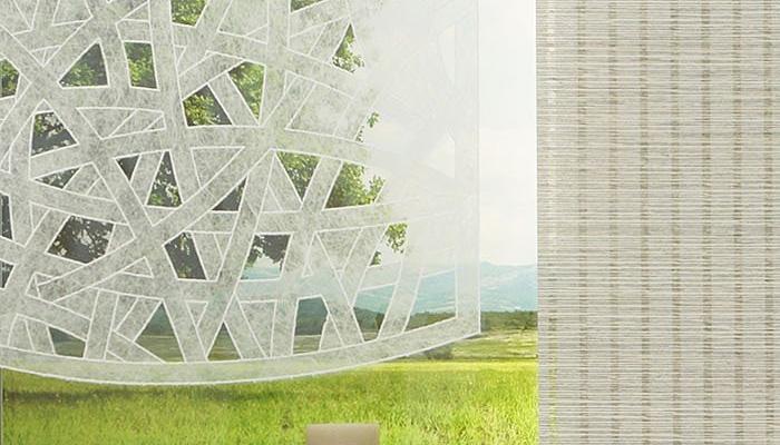 Gardinen flurfenster gardinen 2018 for Moderne gardinen fa r kleine fenster