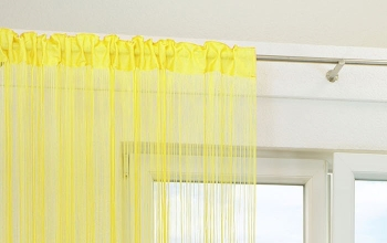Gelbe gardinen und vorh nge f r anspruchsvolle fensterdeko - Gelbe gardinen ...