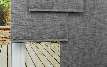 Badezimmer Gardinen aller Art - ein Bad Vorhang passend für ...