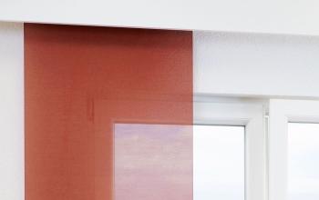 Rote Gardinen Und Vorhänge In Rot Für Kreative Fensterdeko