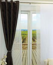 wohnzimmer gardinen und vorhänge für wohnzimmer im raumtextilienshop, Wohnzimmer