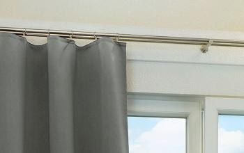 vorh nge gardinen in grau im raumtextilienshop finden. Black Bedroom Furniture Sets. Home Design Ideas
