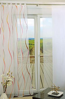Wohnzimmergardinen, Vorhang Wohnzimmer