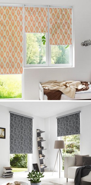 plissees rollos co fensterdeko sonnenschutz und. Black Bedroom Furniture Sets. Home Design Ideas