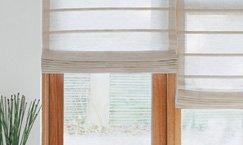 Cosiflor plissee raffrollos gardinen sonnenschutz for Raffrollo landhausstil