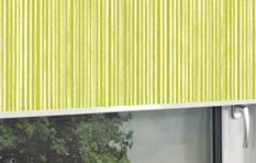 rollos mit motiv rollos mit muster rollo gestreift aus. Black Bedroom Furniture Sets. Home Design Ideas