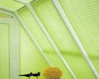 Wintergarten Dach Und W Nde Mit Sonnenschutz Ausstatten