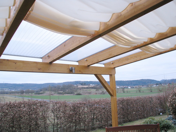 sonnensegel wintergarten, sonnensegel wintergarten, 275 cm länge - raumtextilienshop, Design ideen