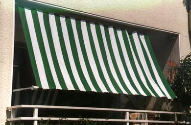 Seilspanntechnik Bausatz Balkon I Raumtextilienshop
