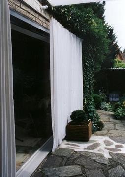 sonnensegel zur individuellen beschattung von balkon terrasse und garten. Black Bedroom Furniture Sets. Home Design Ideas