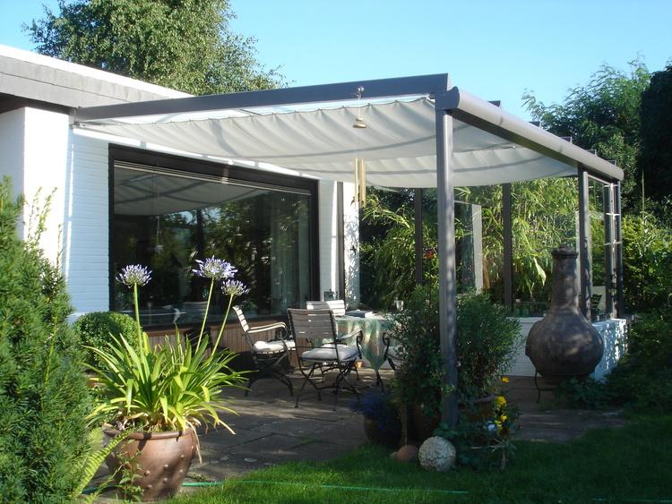 planungshilfen für terrassenüberdachung - innenbeschattung, Hause deko