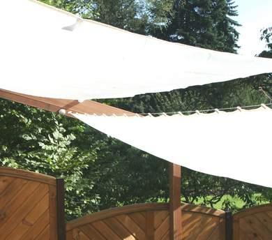 planungshilfen f r pergolenkonstruktion seilspann sonnensegel. Black Bedroom Furniture Sets. Home Design Ideas